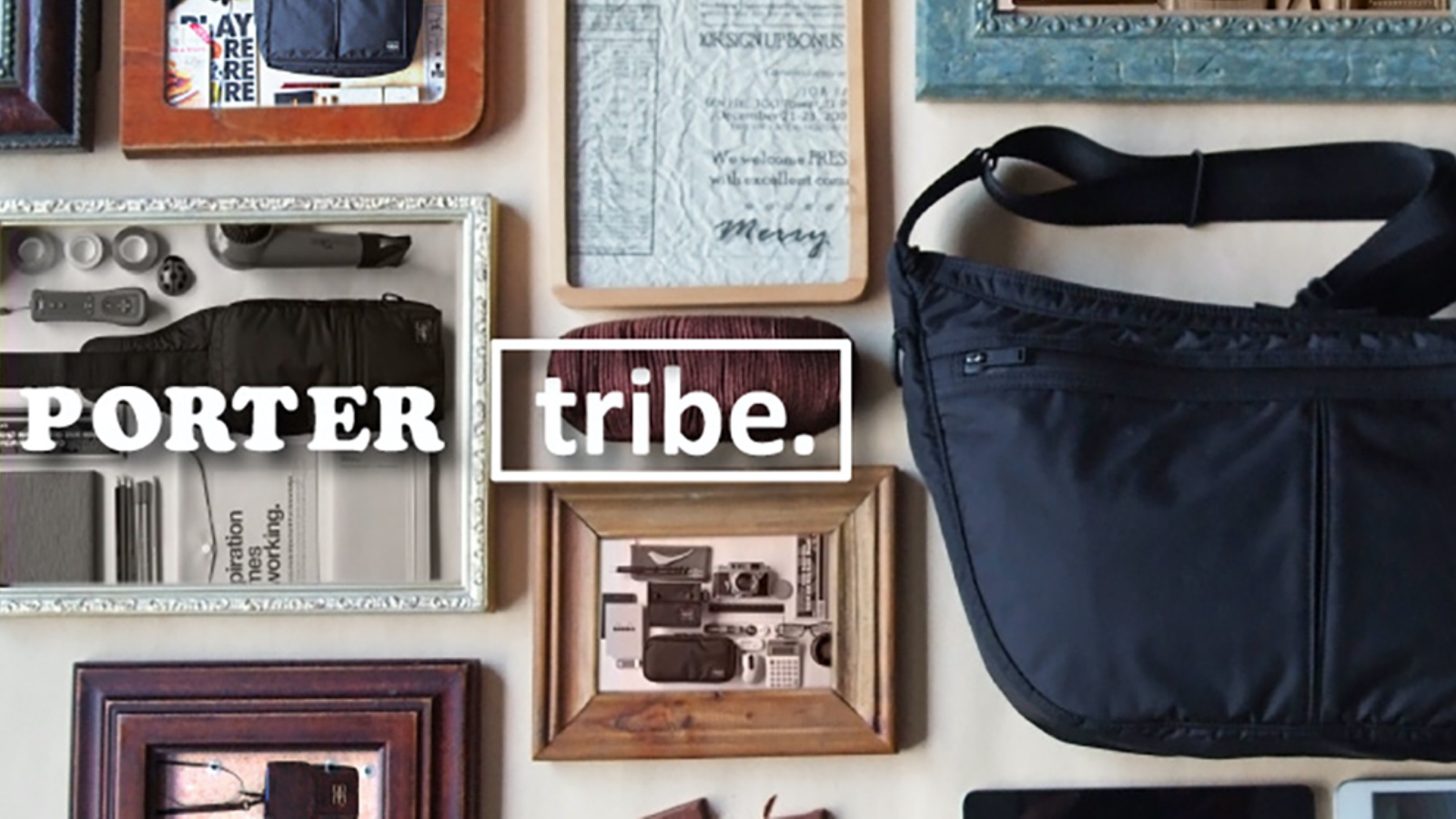 PORTER tribe.
